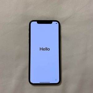 APPLE IPHONE Other - APPLE IPHONE X SPACE GRAY -256GB